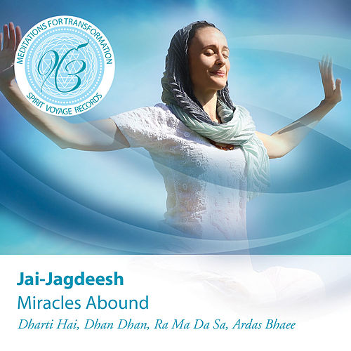 Miracles Abound: Meditations for Transformation by Jai-Jagdeesh