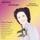Páginas Inolvidables - Versiones Originales by Libertad Lamarque