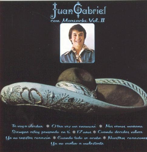 Juan Gabriel Con Mariachi Vol. 2 by Juan Gabriel