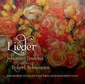 Brahms - Schumann: Lieder by Ann Murray