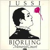 Jussi Björling Memorial Concert by Various Artists