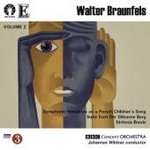 Braunfels: Symphonic Variations / Sinfonia Brevis by Johannes Wildner