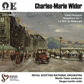 Widor: Symphony No. 1 by Royal Scottish National Orchestra