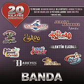 20 Kilates Románticos Banda by Various Artists