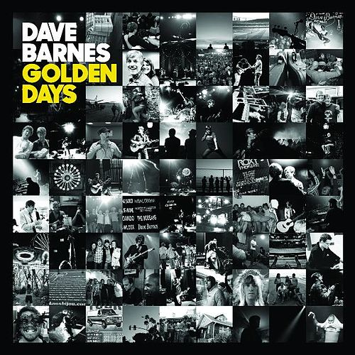 Golden Days by Dave Barnes