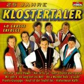 25 Jahre Klostertaler by Klostertaler