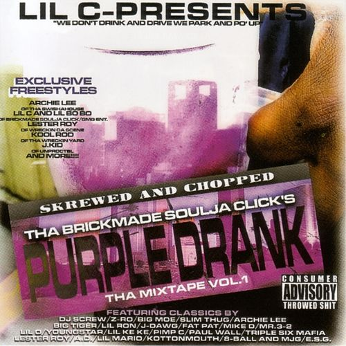 Purple Drank Mixtape Vol. 1 by Various Artists
