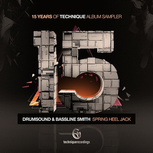 Spring Heel Jack by Drumsound & Bassline Smith