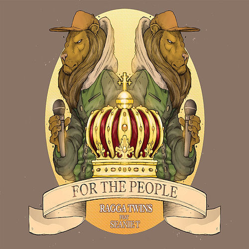 For the People (feat. Seanie T) by Ragga Twins