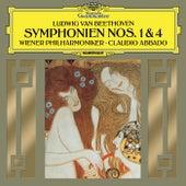 Beethoven: Symphonies Nos. 1 In C, Op.21 & 4 In B Flat, Op.60 by Wiener Philharmoniker