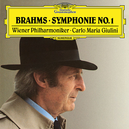Brahms: Symphony No.1 In C Minor, Op.68 by Wiener Philharmoniker