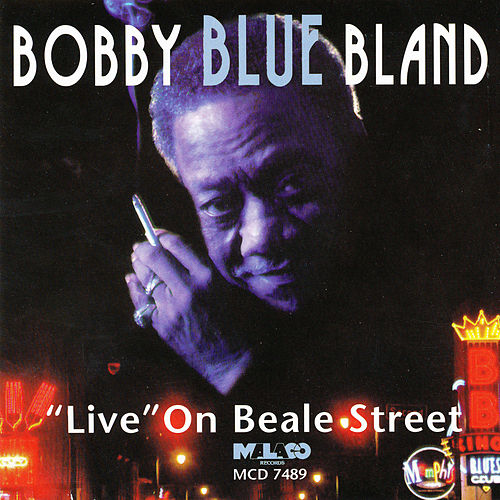 Live on Beale Street by Bobby Blue Bland