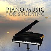 Piano Music For Studying by Various Artists