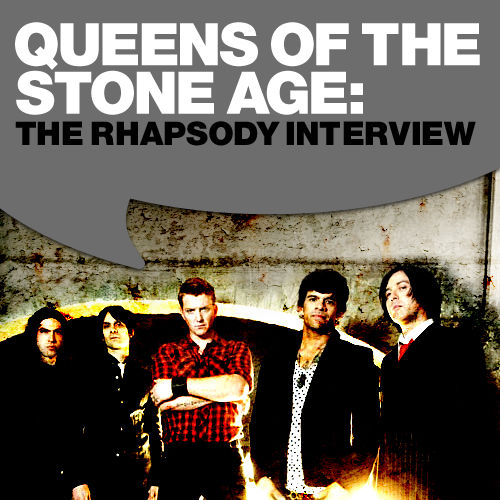 Queens Of The Stone Age: The Rhapsody Interview by Queens Of The Stone Age