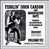 Fiddlin John Carson Vol. 7 (1930-1934) by Various Artists