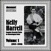 Kelly Harrell Vol. 1 (1925-1926) by Kelly Harrell
