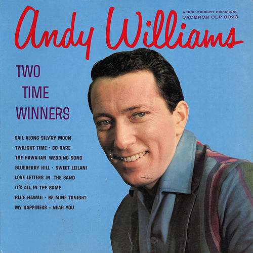 Two Time Winners by Andy Williams