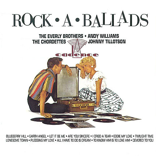 Rock-A-Ballads by Various Artists