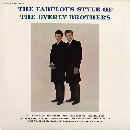 The Fabulous Style Of The Everly Brothers by The Everly Brothers