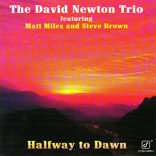 Halfway To Dawn by David Newton