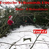 Deutsche Volksmusik Hits: Winter- & Weihnachteslieder by Various Artists