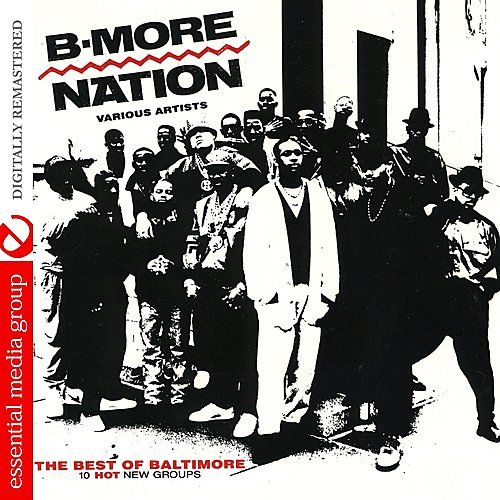 B-More Nation by Various Artists