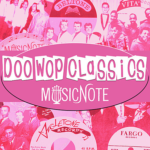 Doo-Wop Classics Vol. 10 [Musicnote Records] by Various Artists