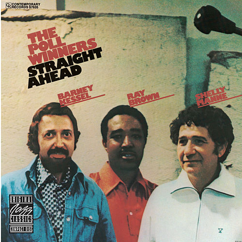 The Poll Winners Straight Ahead by Barney Kessel