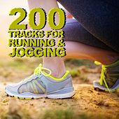 200 Tracks for Running & Jogging by Various Artists