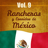 Rancheras y Corridos de México (Volumen 9) by Various Artists