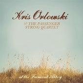 The Passenger String Quartet at the Fremont Abbey by Kris Orlowski