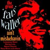 Ain't Misbehavin' by Fats Waller