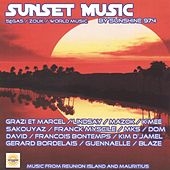 Sunset Music (Music from Reunion Island and Mauritius by Sunshine 974) by Various Artists