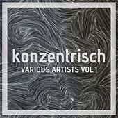 Konzentrisch, Vol. 1 by Various Artists
