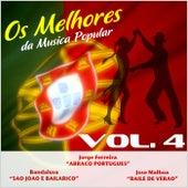 Os Melhores da Musica Popular, Vol. 4 von Various Artists