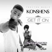 Get It On - Single by Konshens