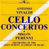 Vivaldi: Cello Concertos by Miklos Perenyi