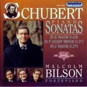 Schubert: Piano Sonatas, Vol. 6 by Malcolm Bilson