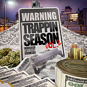 Warning: Trappin Season Vol 2 by Various Artists