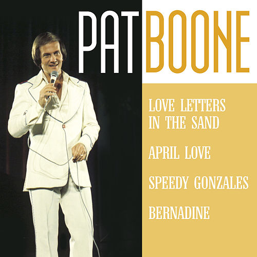 Pat Boone by Pat Boone