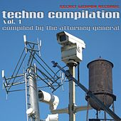 Secret Weapon Techno Compilation, Vol. 1 - EP by Various Artists