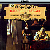 Mozart: Haffner Serenade by The Franz Liszt Chamber Orchestra (Budapest)