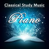 Classical Study Music Piano by Various Artists