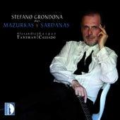 Alexandre Tansman, Gaspar Cassadó: Stefano Grondona Plays Mazurkas y Sardanas by Stefano Grondona