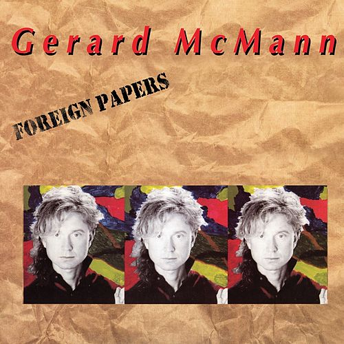 Foreign Papers by Gerard Mcmann