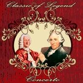 Classic of Legend. Concerto by Orquesta Filarmónica Peralada