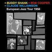 Bud Shank & Bob Cooper European Jazz Tour 1958 by Claude Williamson
