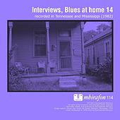 Blues At Home 14: Interviews by Various Artists