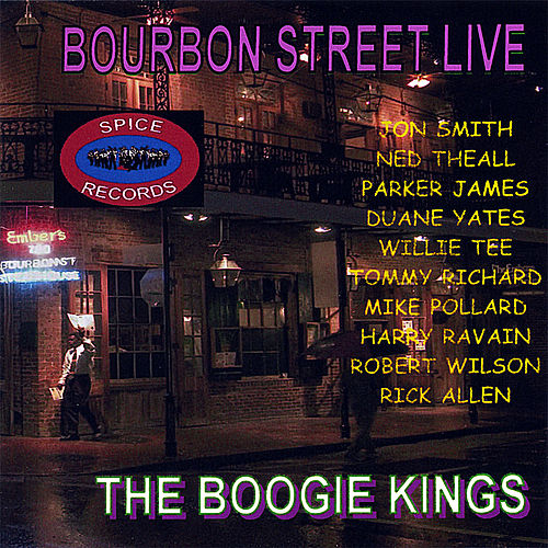 Bourbon Street Live by The Boogie Kings