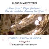 Helmut Krebs / Margot Guilleaume / Chor der Staatlichen Hochschule für Musik play: Claudio Monteverdi: L'Orfeo - Favola in musica, parole di Alessandro Striggio von Helmut Krebs